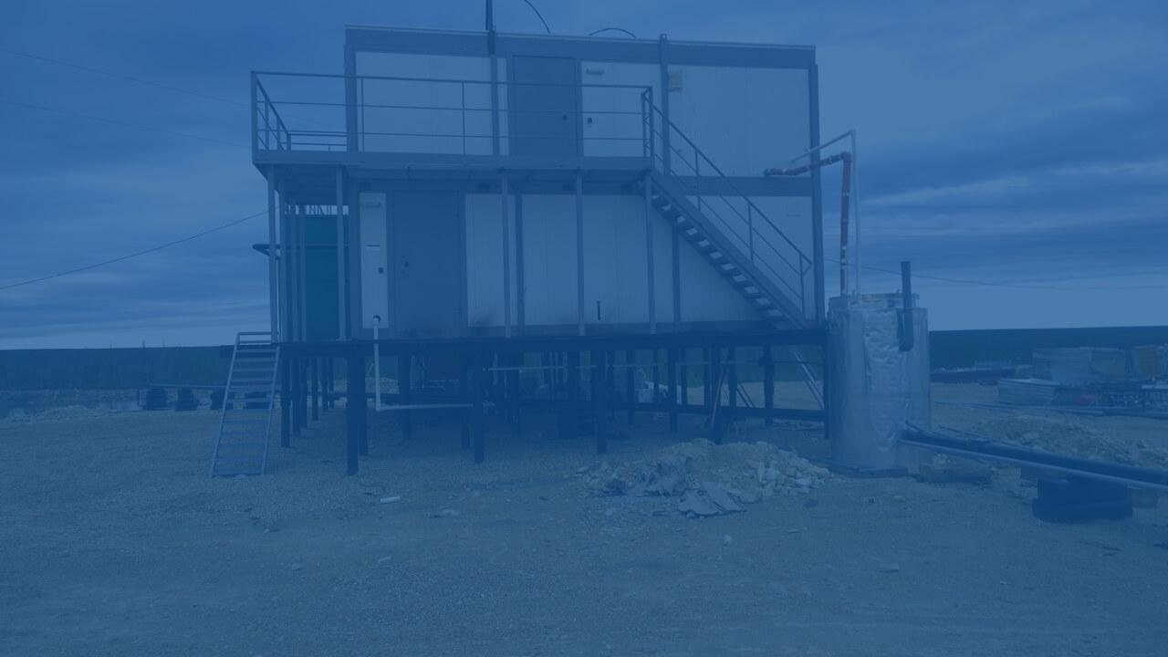 yakut2 Очистные системы Поселок Эбелях, Якутия