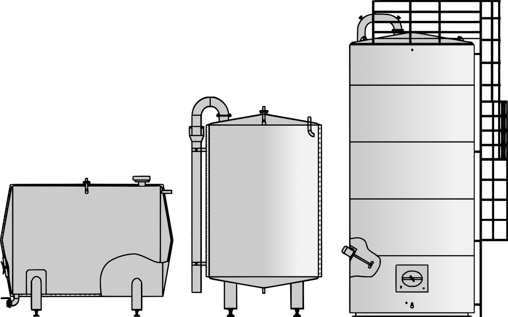 emkosti i rezervuary dlja pishhevoj promyshlennosti4 1024x640 Емкости и резервуары для пищевой промышленности