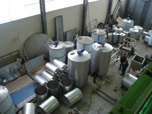 rezervuary i emkosti nerzhavejushhaja stal 5 300x225 Резервуары и емкости (нержавеющая сталь)