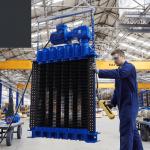kanalizacionnye drobilki 7 150x150 Ступенчатые решётки