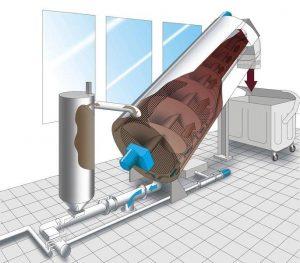 mehanicheskoe obezvozhivanie stochnyh vod 300x263 Механическое обезвоживание сточных вод
