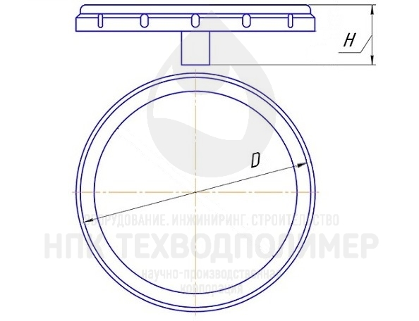 chertezh diskovogo ajeratora Аэраторы дисковые