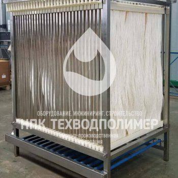 mbr high flux hollow fiber pvdf 350x350 Мембранные модули