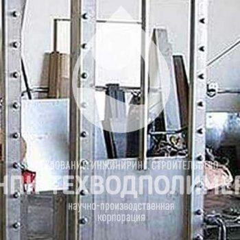sluice slide gates 350x350 Щитовые затворы