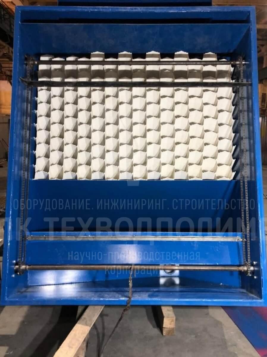 photo 2021 07 06 09 29 14 Произведен и готов к отгрузке отстойник LIMAN ОТ 10 с тонкослойным модулем и скребковым механизмом