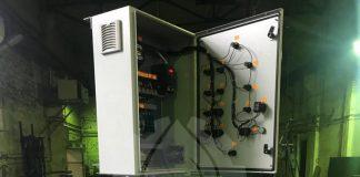 Комплекс приготовления и дозирования реагента NOVA со шкафом управления для шнекового обезвоживателя TURAN-130-1. Установка обеспечивает приготовление и подачу реагента на шнековый обезвоживатель согласно заложенной программе. Засыпка реагента и залив воды осуществляется в ручную.